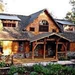 Timber Frame House Plan Design Photos