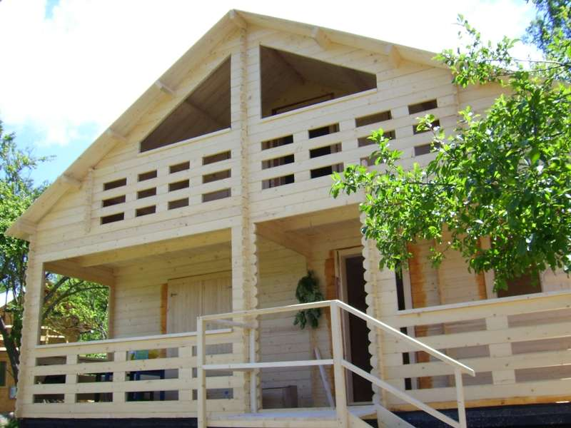 Timber Frame House Wood Panel Plans Construction Kits
