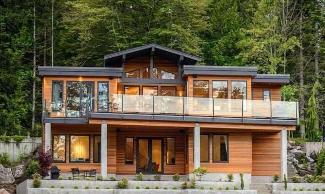 Timeless West Coast Contemporary Home Zen Like