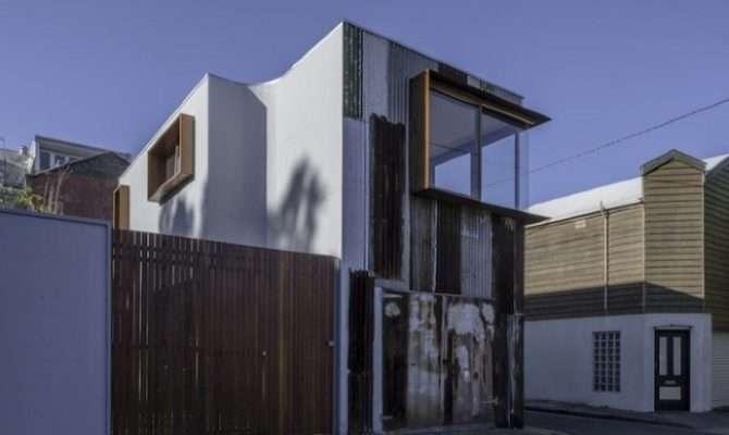 Tinshed House Raffaello Rosselli Design Trust