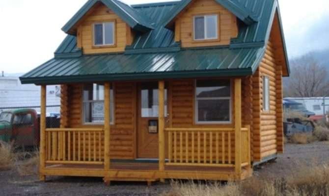 Tiny Cabins Sale Modern House Plan