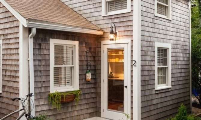 Tiny Cottage Cape Cod