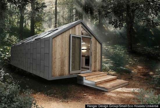 Tiny Eco Friendly Homes Huffpost