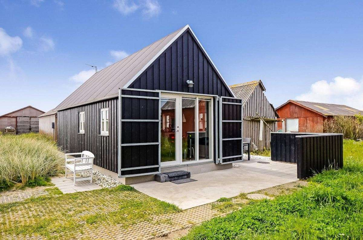 Tiny Fisherman Shed Cottage Small House Bliss
