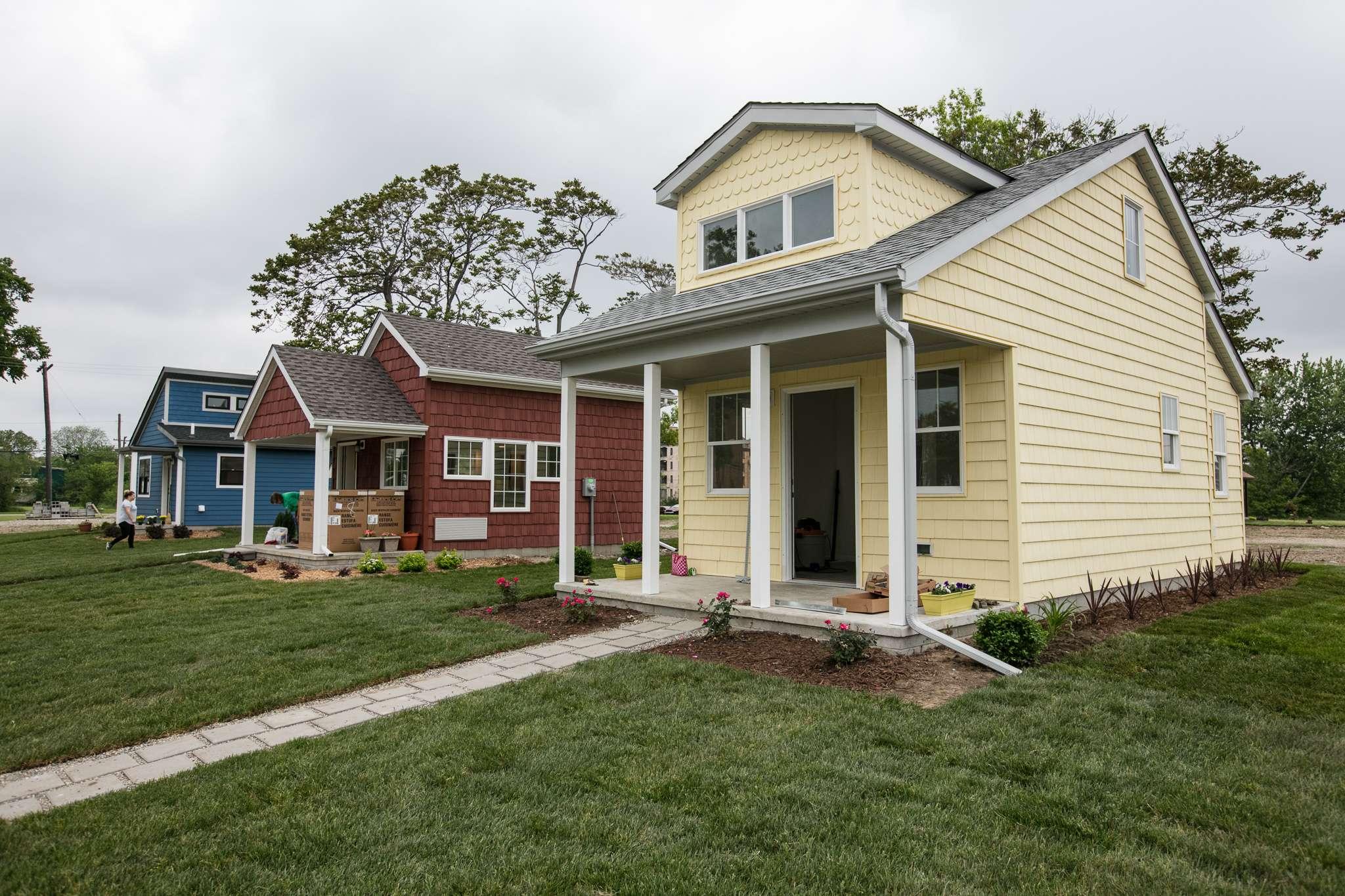 Tiny Home Community Rises Detroit Curbed
