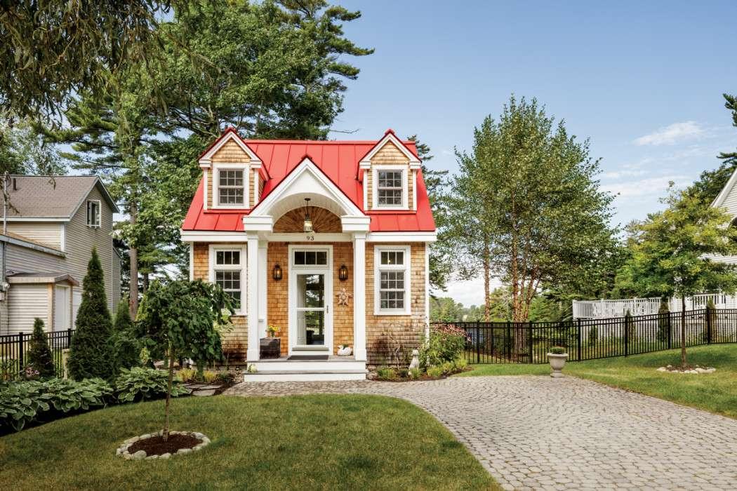 Tiny Homes Maine Down East Magazine