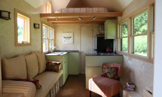 Tiny Homes Pinterest Park Model Cabins House