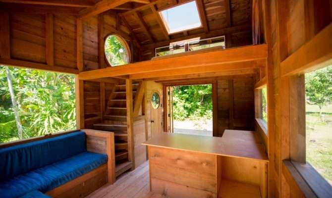 Tiny House Eco Design Challenge Local Earth