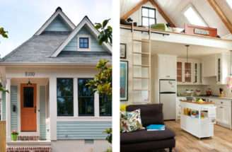 Tiny House Interior Design Thehomestyle