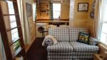 Tiny House Interior Micro Home Pinterest