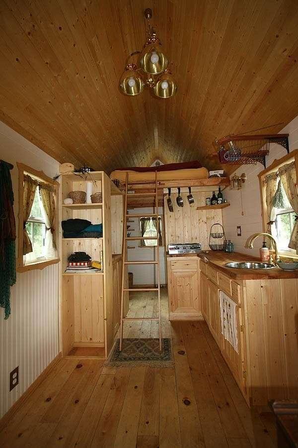 Tiny House Interiors Picmia