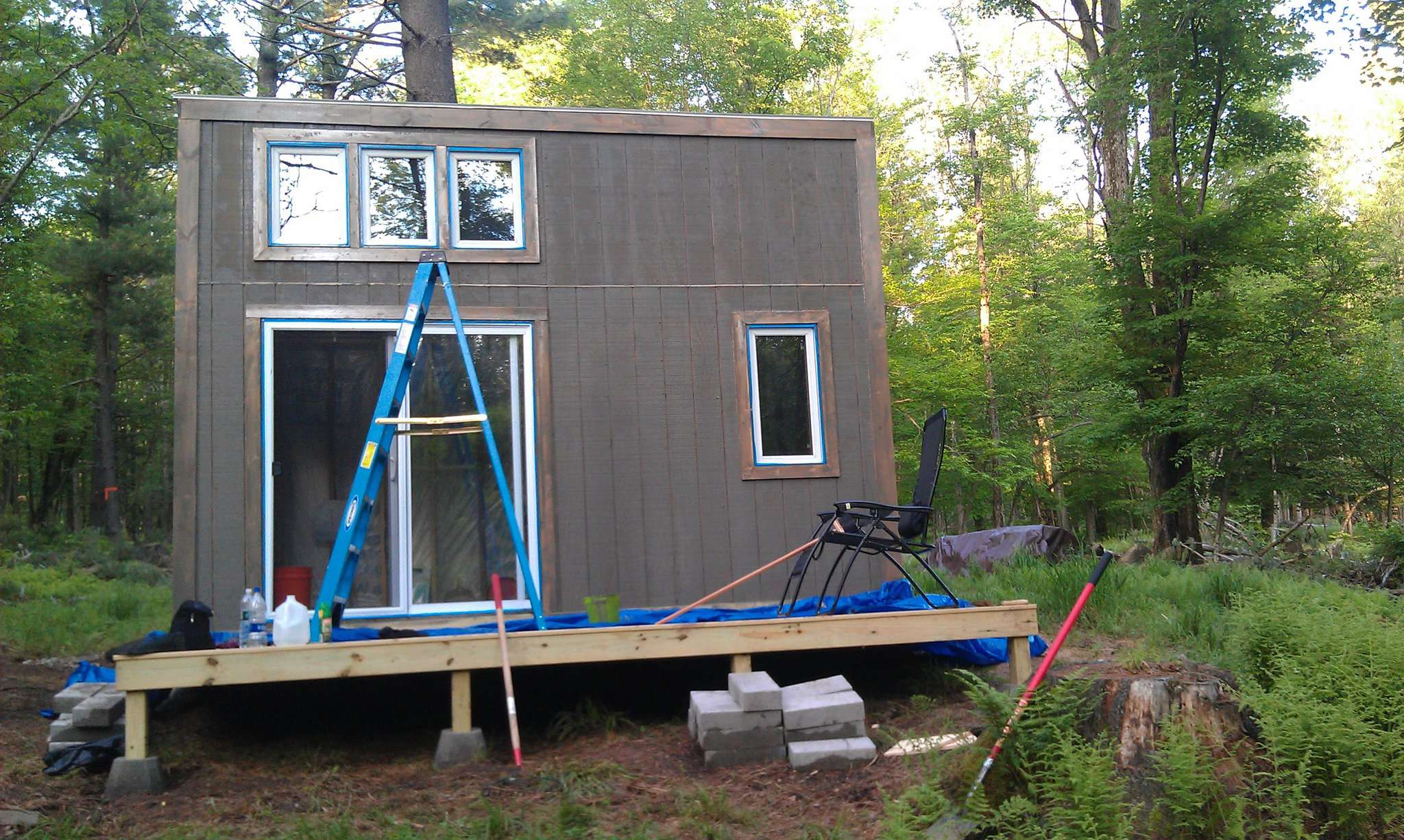 Tiny House Plans Cottage