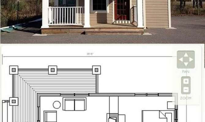 Tiny House Plans Seniors
