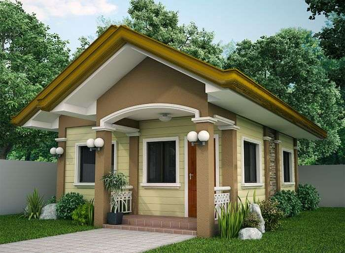 Tiny House Plans Small Design Shd Pinoy Eplans