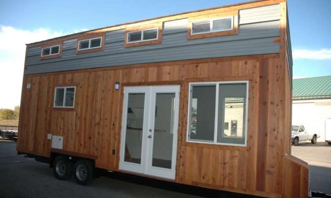 Tiny House Shed Style Roof Idahomes