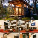 Tiny Houses Amazing Modern House Interior