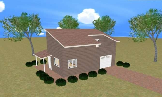 Tiny Romantic Cottage House Plan Cozy Small Plans
