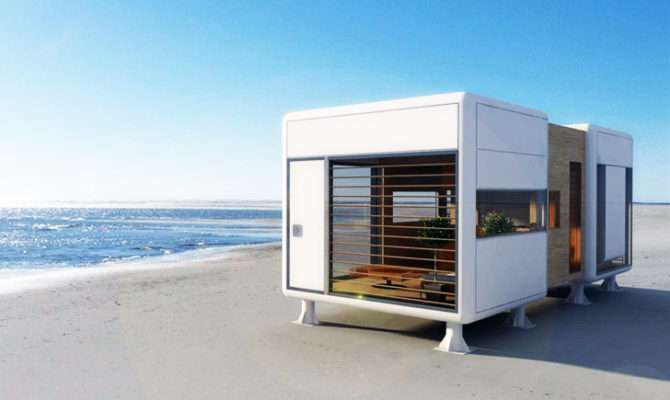 Tiny Self Sufficient Mobile Home Operates Off Grid Any Locale