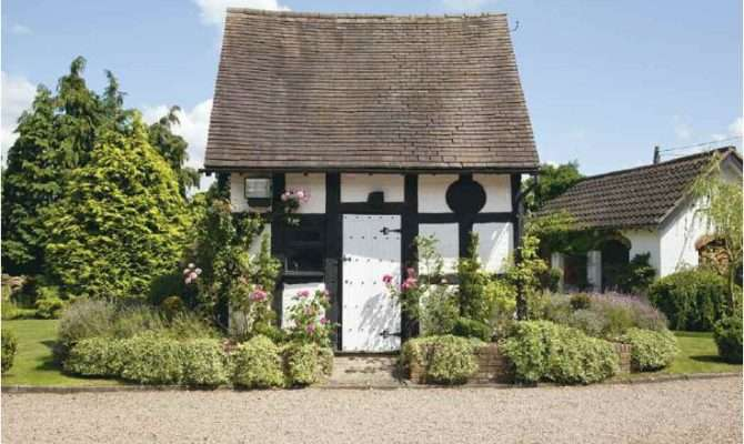 Tiny Tudor Houses Pinterest