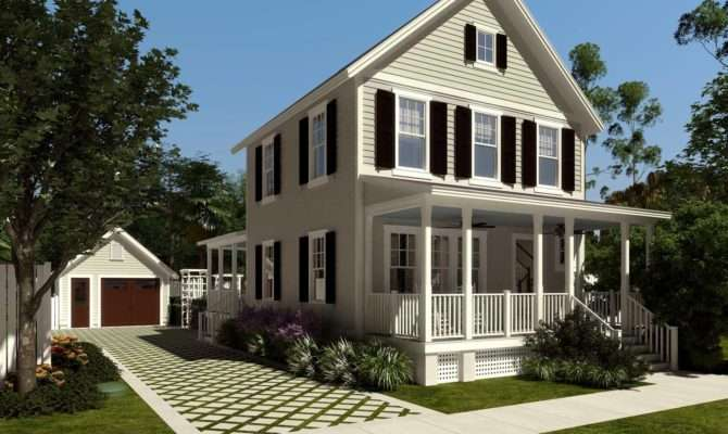 Tiny Victorian Cottage House Plans