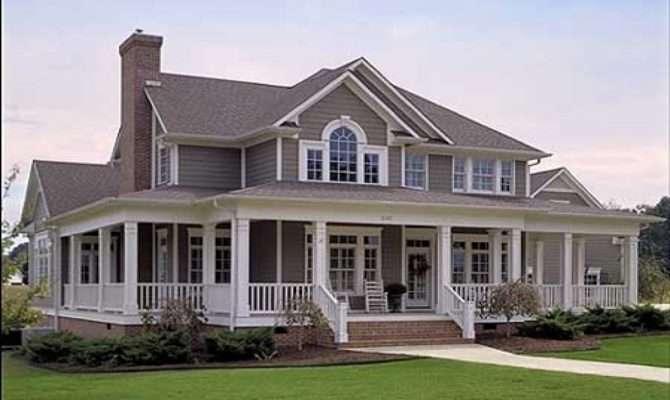 Tips Before Farmhouse Plans Wrap Around Porch