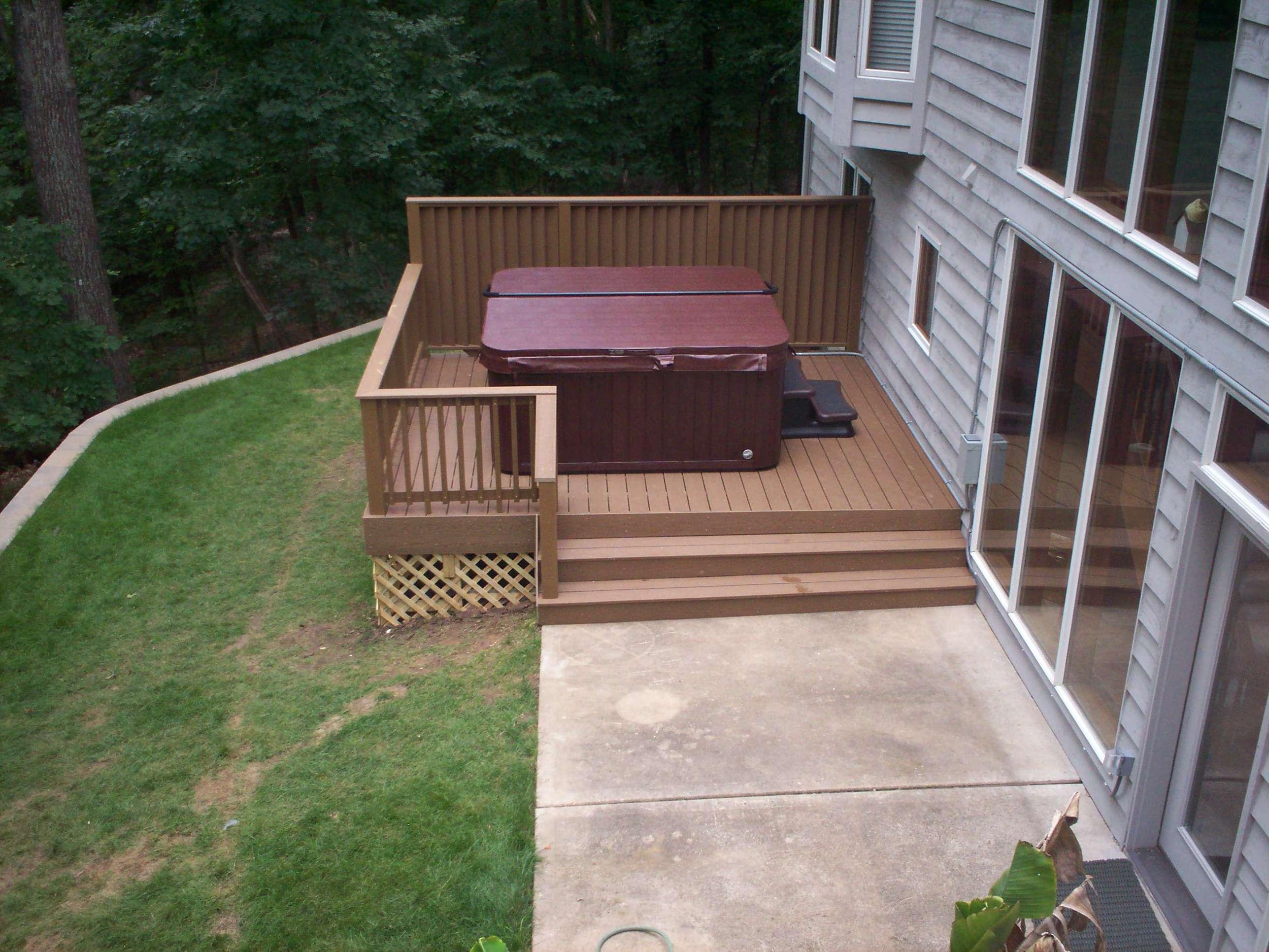 Tips Flat Out Fabulous Platform Deck Louis