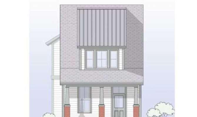 Tnd Neighborhood Gmf Architects House Plans