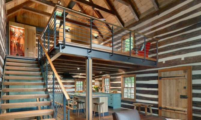 Tollkeeper Cabin Small House Swoon