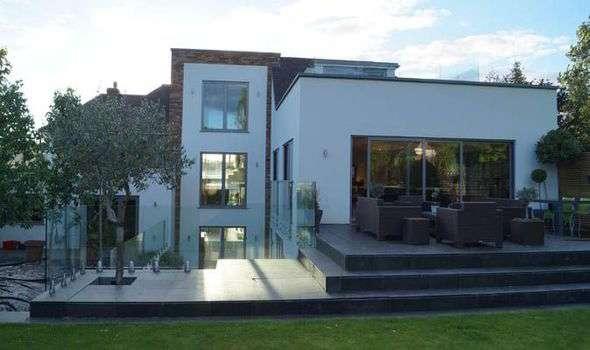 Tony Alison Benson Renovated Their Dream Home Into