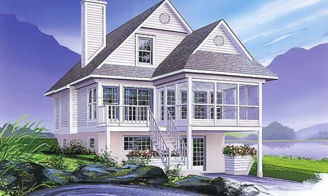 Top Best Selling Lake House Plans Make