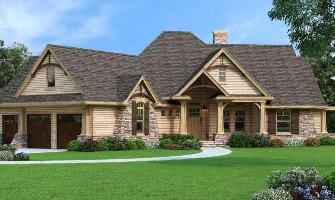 Top Craftsman House Plans Best