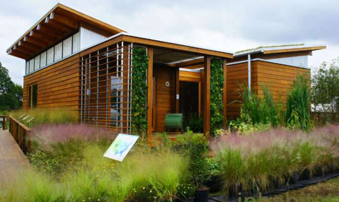 Top Energy Efficient Homes Eco Friendly Home Design