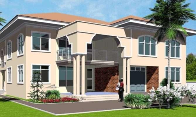 Top Ghana House Designs Housedesignsme
