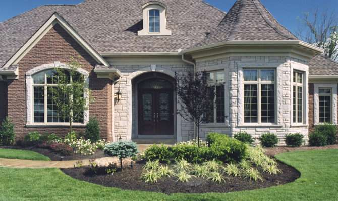 Top Photos Ideas Stone Exterior House Plans