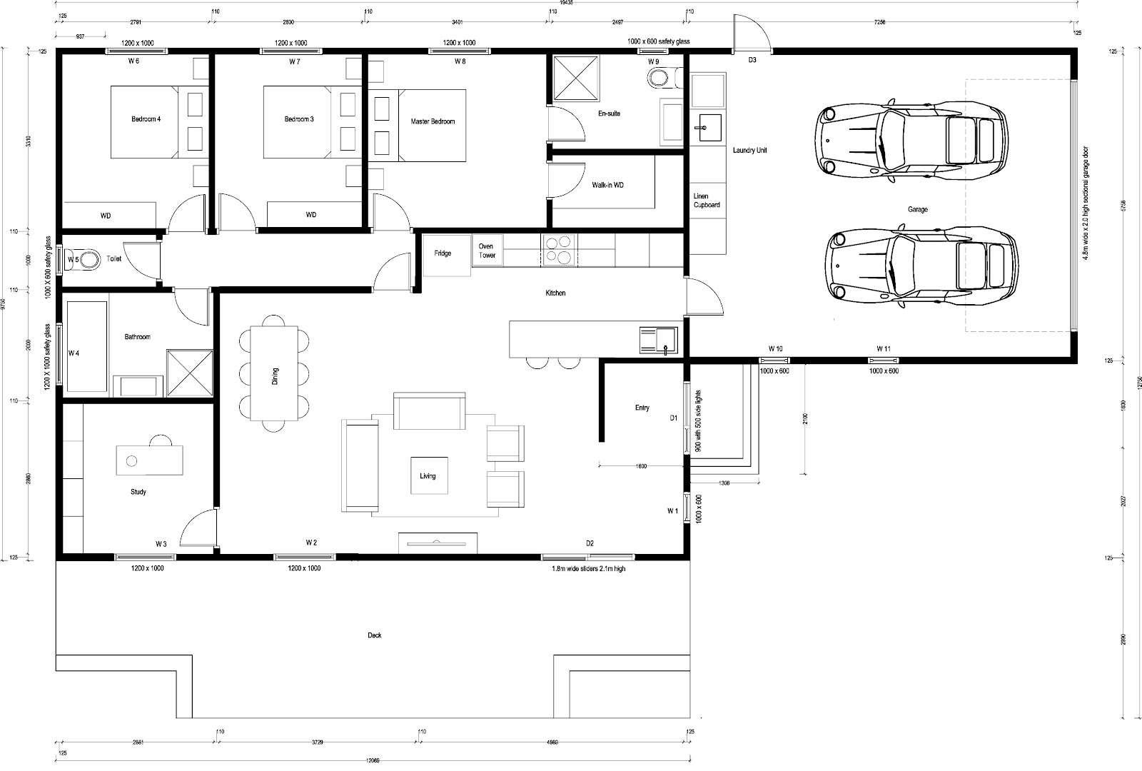 Top Ten Elegant Bedroom Farmhouse Plans