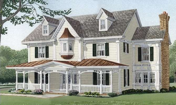 Top Tiny Victorian House Plans Style Design