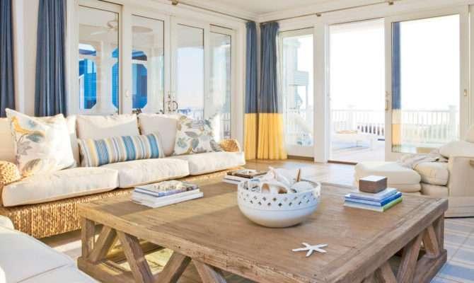 Total Beach House Coastal Living