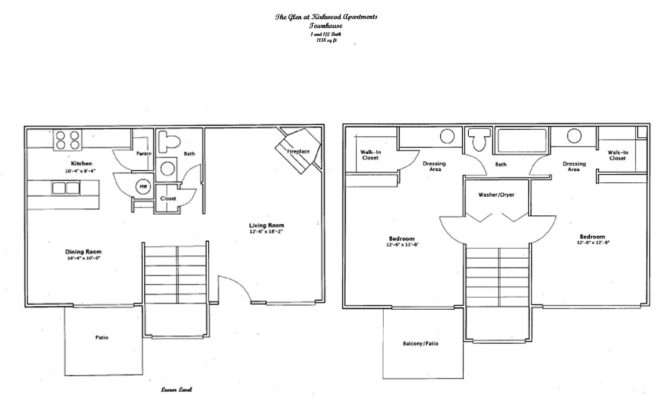 Townhouse Plans Can Great Source Income