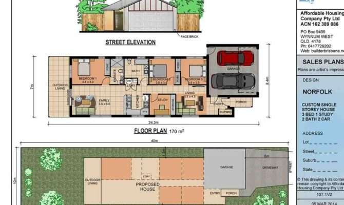 Townhouse Plans Narrow Lot Fantastic Danutabois