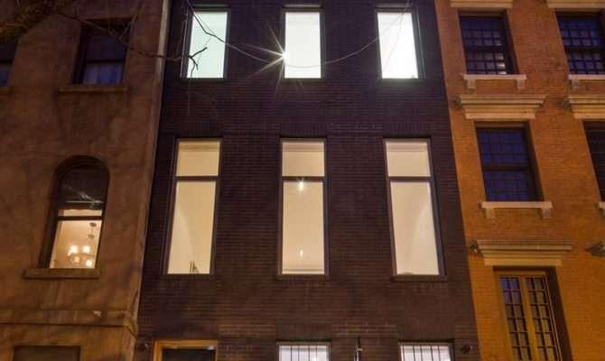 Townhouse Turett Collaborative Architects Myhouseidea