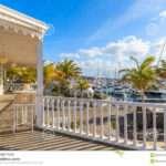 Traditional Caribbean Style Architecture Puerto Calero