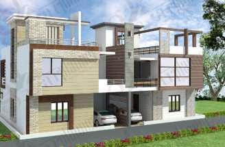 Traditional Duplex Triplex House Plans Joy Studio Design