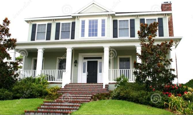 Traditional Home American Style
