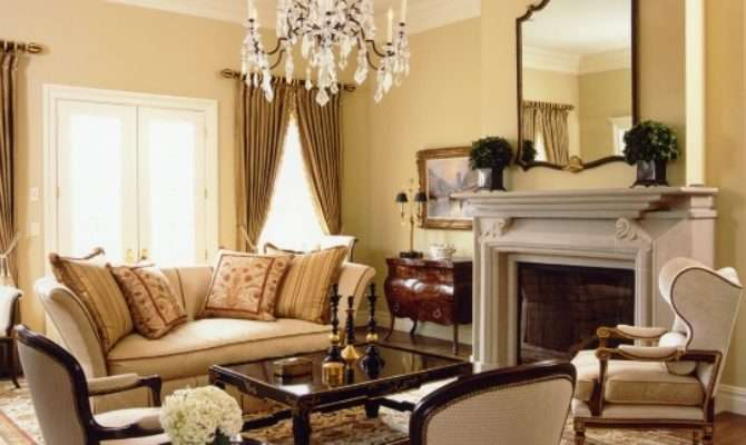Traditional Home Neutrals Interiors Color