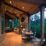 Tranquility Luxurious Mountain House Plan