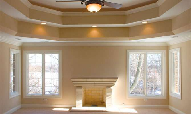 Tray Ceiling Design Ideas Collection Nationtrendz