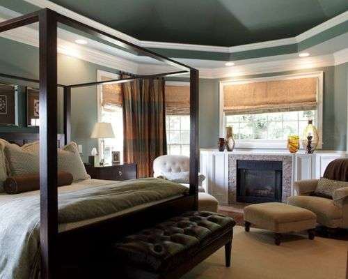 Tray Ceilings Paint Houzz