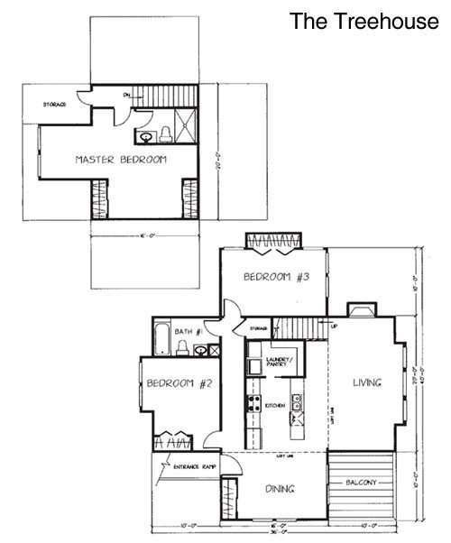 Tree House Floor Plan Singapore Thefloors