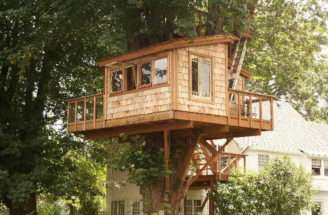 Treehouse Plans Awesome Designs Building Tree