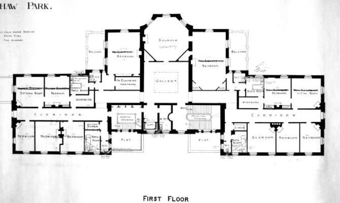 Trendy Mansion Floor Plans Partial Have